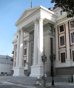 South Africa Parliament