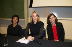 Poonitha Naidoo, Vanessa Lynch & Carolyn Hancock