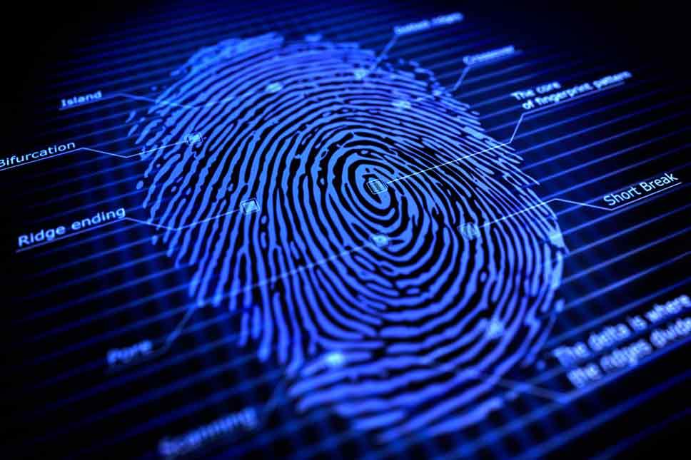 Fingerprints   DNA Project - South Africa